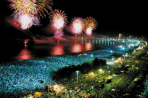 Южная америка тур на новый год
