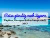 Sehenswertes und preiswerte Ausflüge auf Zypern: Paphos, Europas Kulturhauptstadt 2017