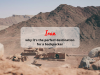 Why Iran is the perfect destination for a backpacker