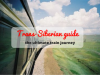 Trans-Siberian: ein Hostel-Guide zur ultimativen Bahnreise