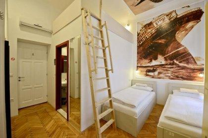 Sarajevo, Bosnia and Herzegovina - Hostel Franz Ferdinand