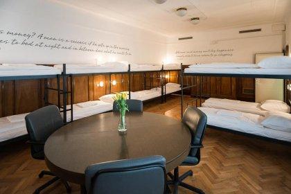 Ljubljana, Slovenia - Hostel Tresor