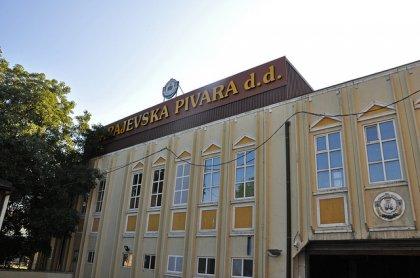 Have a beer at Sarajevska Pivara