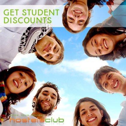 Få studentrabatter på boende i Europa (big)