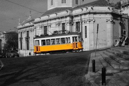 Spårvagn i Lissabon (big)