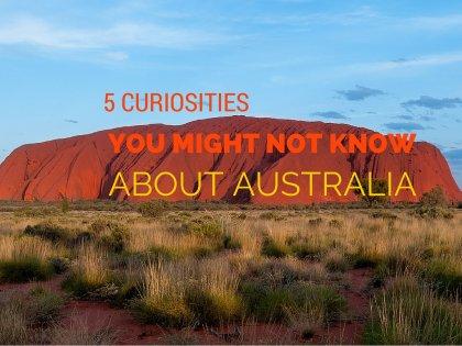 Know about Australia?