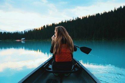 Canoa viaggiare da sola