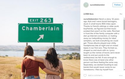Jill + Kyle Instagram