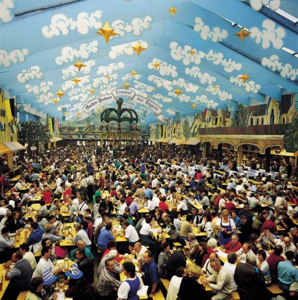 Oktoberfest beds agency