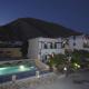 Villa Aretousa Nocleh se snídaní v Santorini