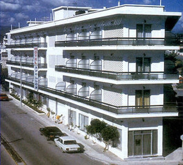 Apollon Hotel In Sparti