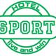 Sport Hotel Yekaterinburg  Hotell * i Ekaterinburg