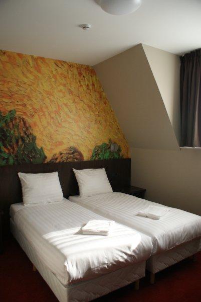 Hostel Van Gogh Hostel In Amsterdam Netherlands