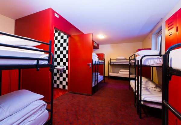 The Bulldog Hotel Amsterdam Hostel In