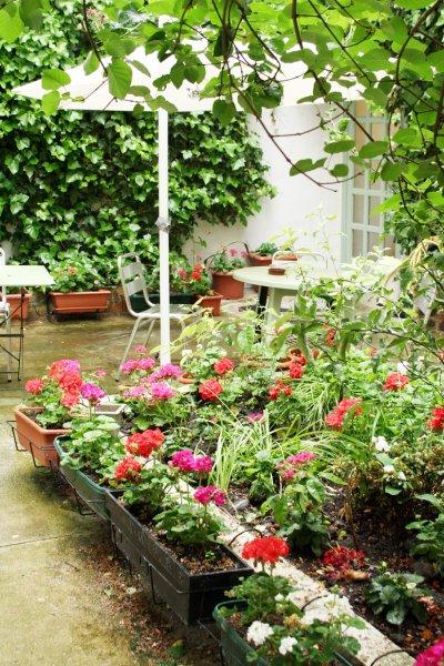 garden-elysa гостиница в париже: