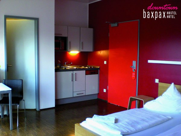 Baxpax Downtown Hostel Hotel - Ostello a Berlino, Germania ...