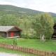 Tynnol Backpackers Lodge Vandrarhem i Lesja