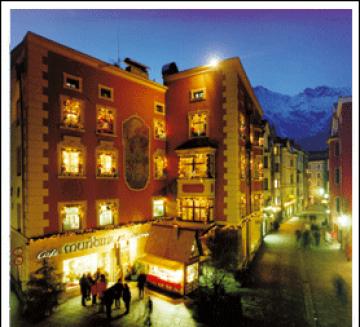 Innsbruck for Backpackers