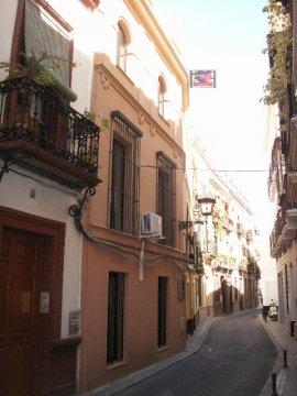 hostales sevilla espana: