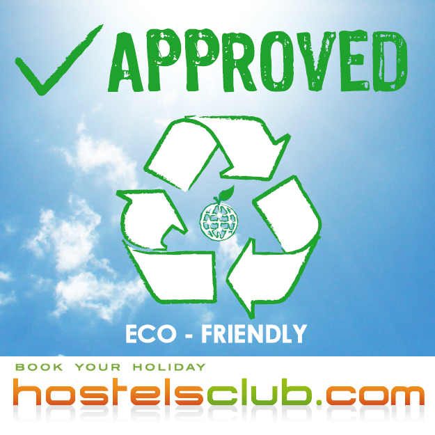 Eco-Friendly Hostel